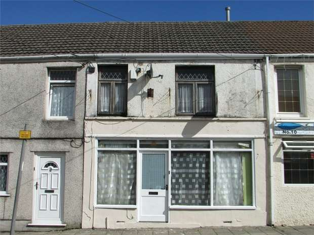3 Bedrooms Terraced House for sale in Commercial Road, Resolven, Neath, West Glamorgan