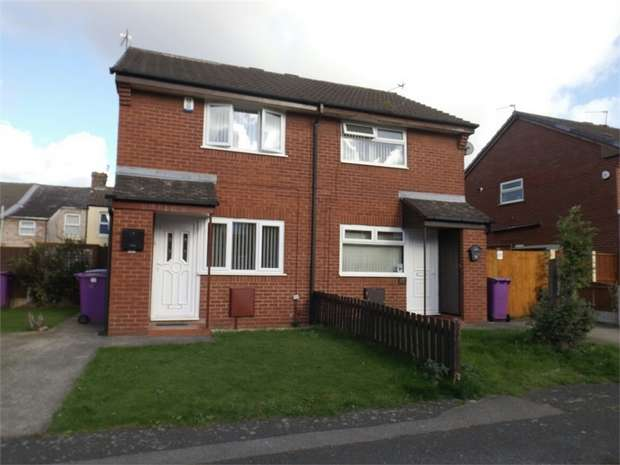 2 Bedrooms Semi Detached House for sale in New Road, Tuebrook, Liverpool, Merseyside