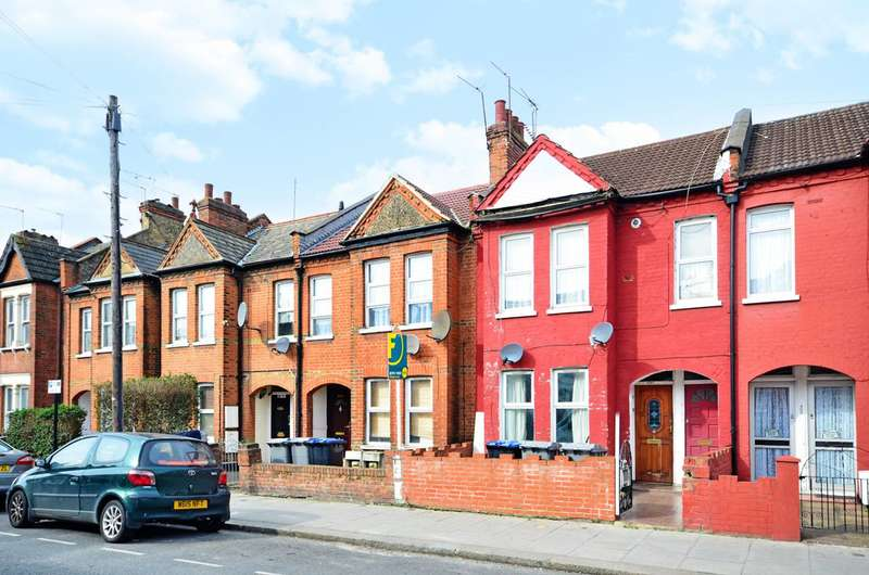 2 Bedrooms Flat for sale in Chapter Road, Dollis Hill, NW2