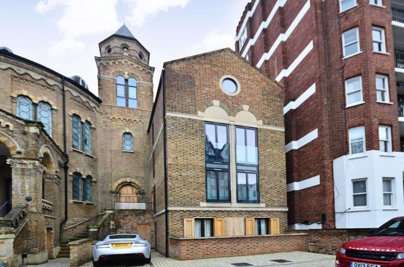 3 Bedrooms Flat for sale in St Johns Wood, St John's Wood, NW8