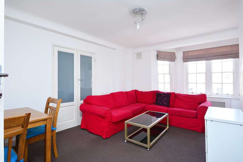 3 Bedrooms Flat for sale in Edgware Road, Hyde Park Estate, W2