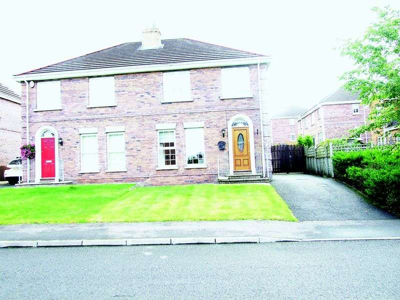 3 Bedrooms Semi Detached House for sale in Carney Hall, Newry