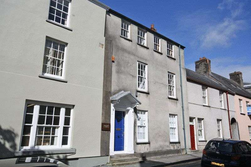 House for sale in QUAY STREET, CARMARTHEN