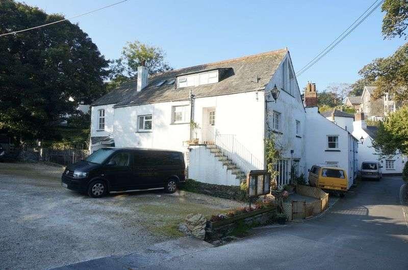 5 Bedrooms Semi Detached House for sale in Dunn Street, Boscastle