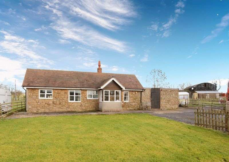 2 Bedrooms Detached Bungalow for sale in Longville, Much Wenlock