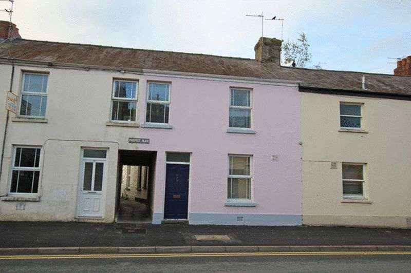 3 Bedrooms Terraced House for sale in LAMMAS STREET, CARMARTHEN