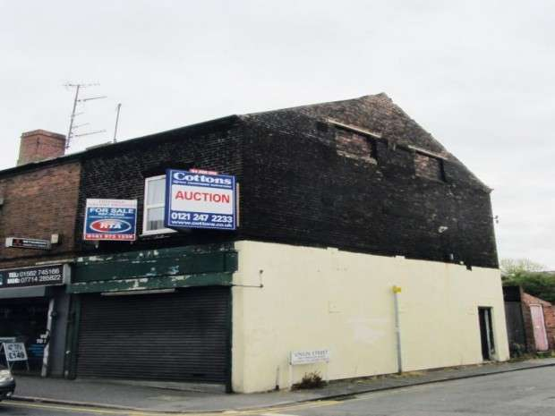 Commercial Property for sale in Blackwell Street, Kidderminster, DY10
