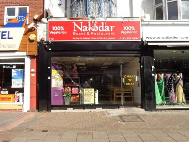 Commercial Property for sale in Soho Road, Handsworth, B21