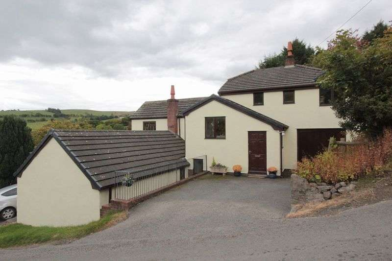 5 Bedrooms Detached House for sale in Nantglyn, Denbigh