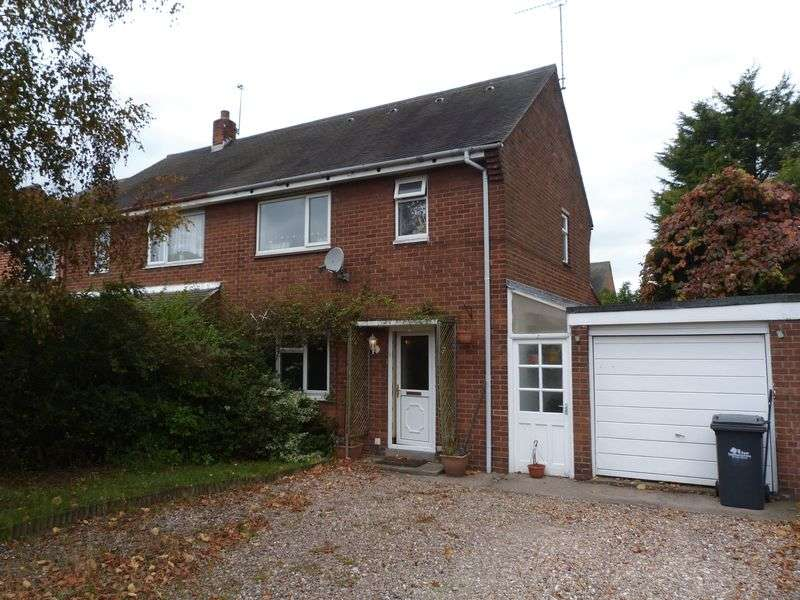 3 Bedrooms Semi Detached House for sale in Cotswold Road, Burton-On-Trent