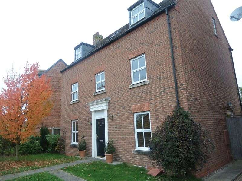 5 Bedrooms Detached House for sale in Colling Drive, Lichfield