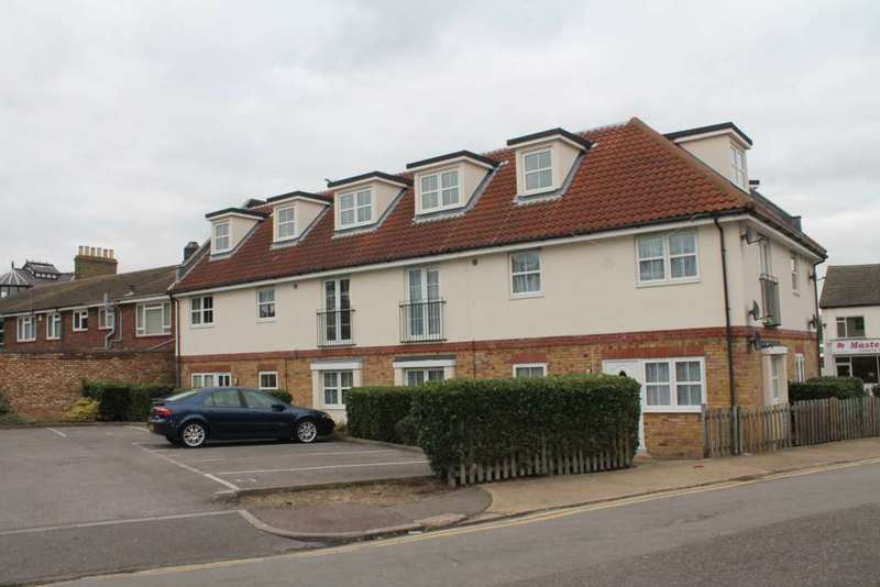 2 Bedrooms Apartment Flat for sale in Ness Road, Shoeburyness