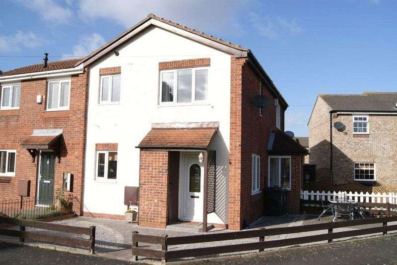 1 Bedroom Terraced House for sale in Moor View Walk, Newcastle Upon Tyne
