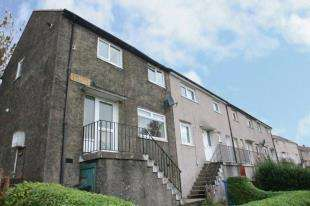 2 Bedrooms End Of Terrace House for sale in Kintyre Terrace, Greenock