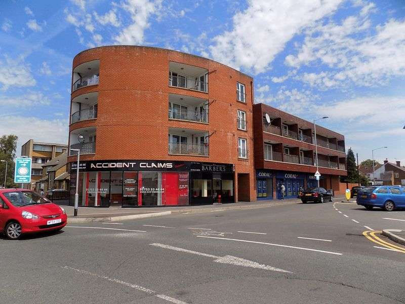1 Bedroom Flat for sale in The Curve Apartments, Chalvey Road West, Slough