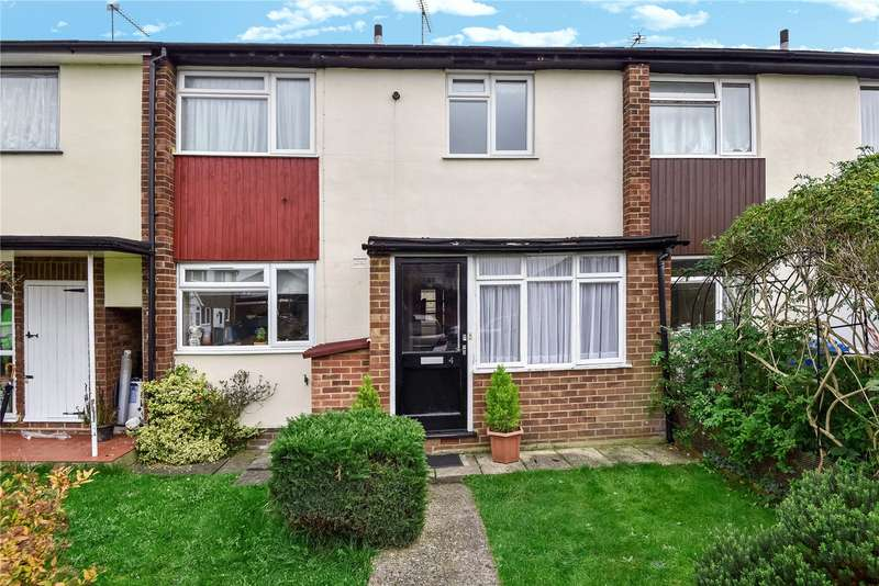 2 Bedrooms Terraced House for sale in Woodstock Close, Maidenhead, Berkshire, SL6