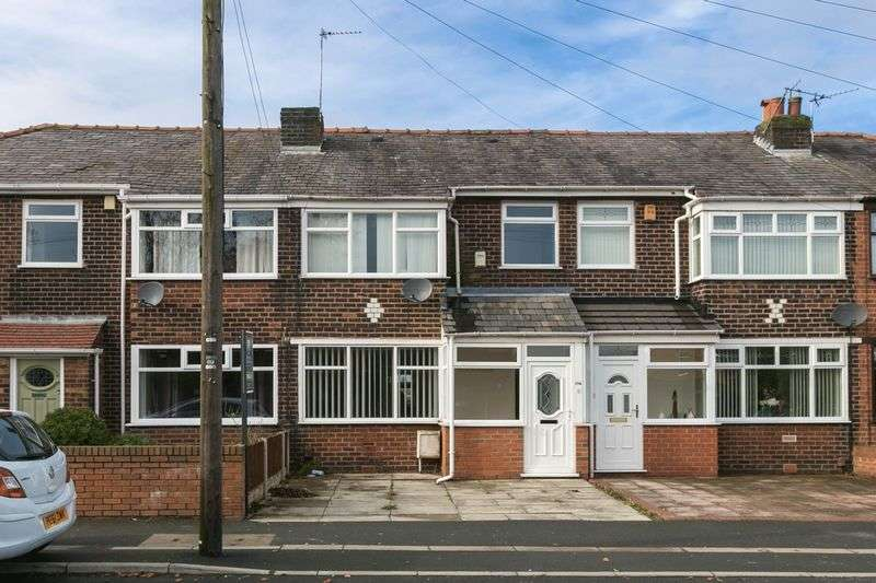 3 Bedrooms Terraced House for sale in Bell Lane, Orrell, WN5 0DA