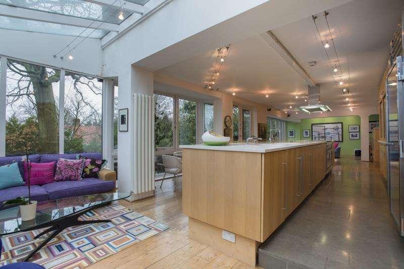 5 Bedrooms Detached House for sale in Grange Gardens, Hampstead
