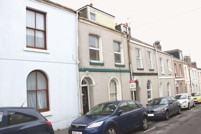 4 Bedrooms Terraced House for sale in Nelson Street, Greenbank, Plymouth