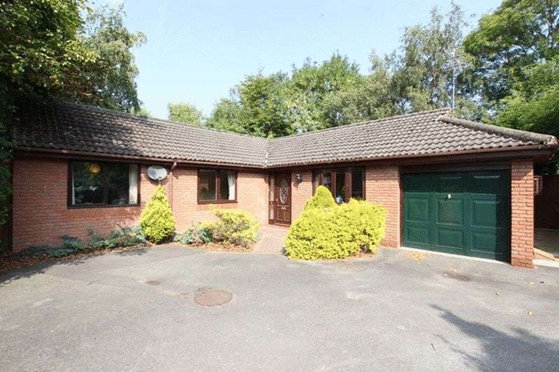 3 Bedrooms Detached Bungalow for sale in Kirkmount, Upton, Wirral