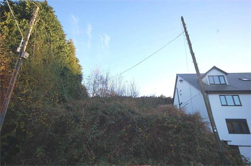 Land Commercial for sale in Building Plot Adjacent to 99 Neath Road, Resolven, Neath