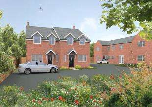 3 Bedrooms Semi Detached House for sale in High Street, Tarvin, Chester, CH3