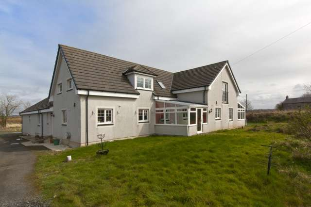 5 Bedrooms Detached Villa House for sale in Mill, Tarbolton, Mauchline, East Ayrshire, KA5 5LZ