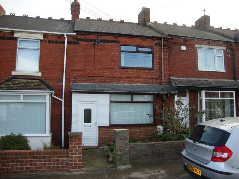 2 Bedrooms Terraced House for sale in Findon Hill, Sacriston, Durham, DH7