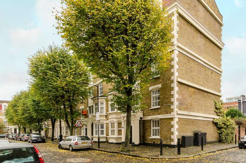 2 Bedrooms Flat for sale in Ainsley Street, Tower Hamlets, E2