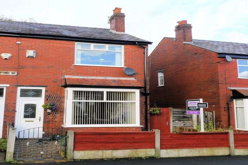 3 Bedrooms Semi Detached House for sale in Abbotsford Road, Heaton, Bolton