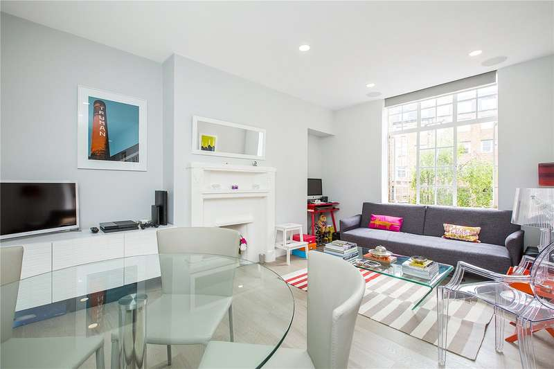 1 Bedroom Flat for sale in Daver Court, Chelsea Manor Street, London, SW3