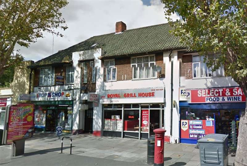 2 Bedrooms Commercial Property for sale in London Road, Isleworth, TW7