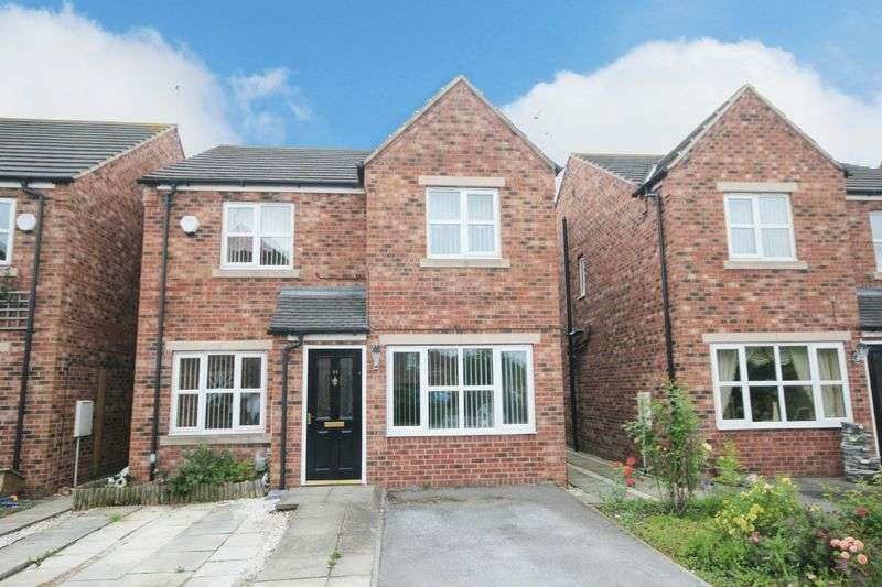 3 Bedrooms Detached House for sale in Hayton Grove, Hull