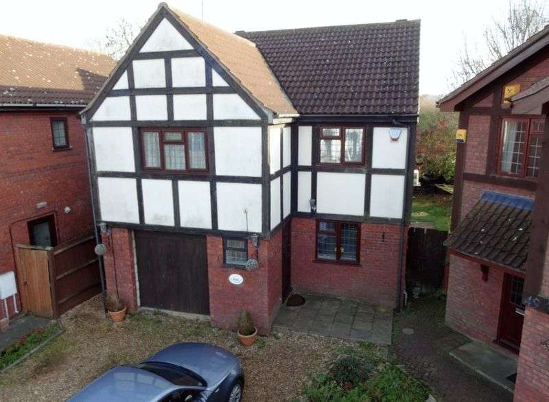 4 Bedrooms Detached House for sale in Glenfield Road.