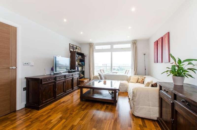 2 Bedrooms Flat for sale in Holman Road, Battersea, SW11