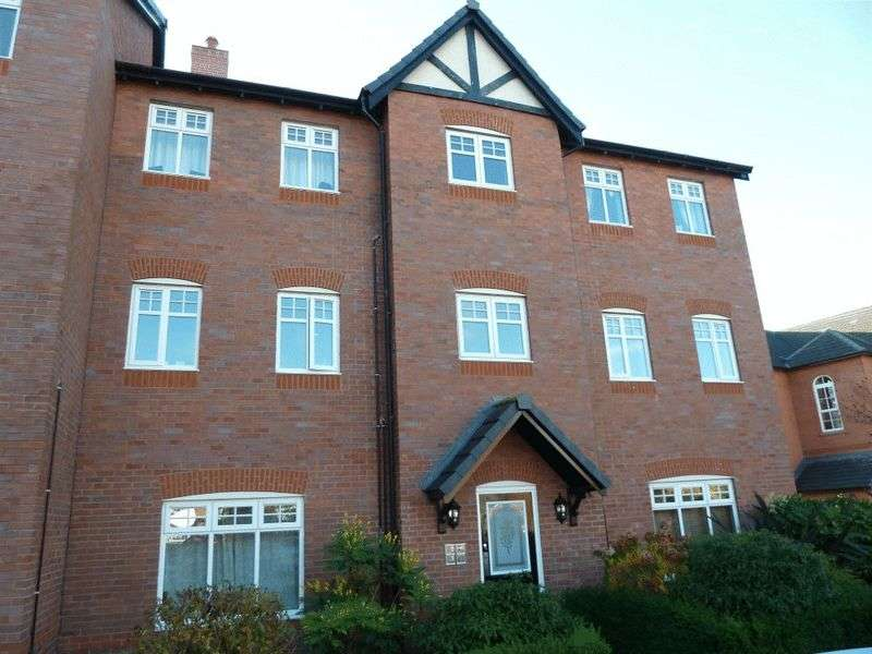 1 Bedroom Flat for sale in Newhaven Court, Nantwich