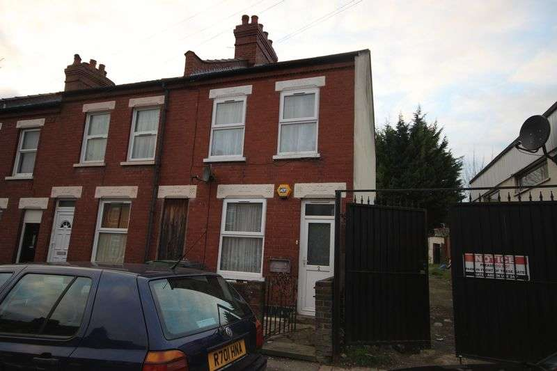 2 Bedrooms Terraced House for sale in Newcombe Road, Luton