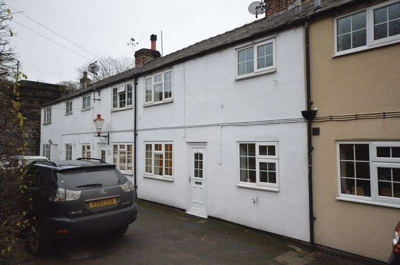 2 Bedrooms Cottage House for sale in Waterloo Cottages, Grosmont, Nr Whitby