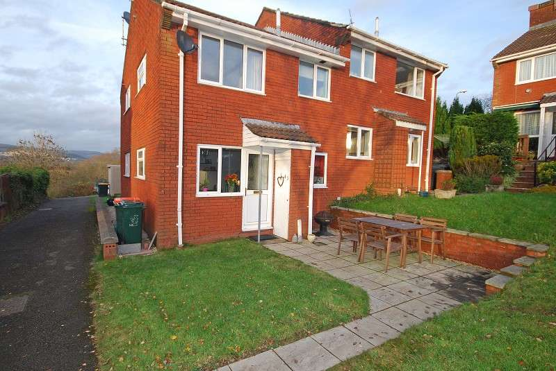 1 Bedroom End Of Terrace House for sale in Parkwood Drive, Bassaleg, Newport, South Wales. NP10 8JT