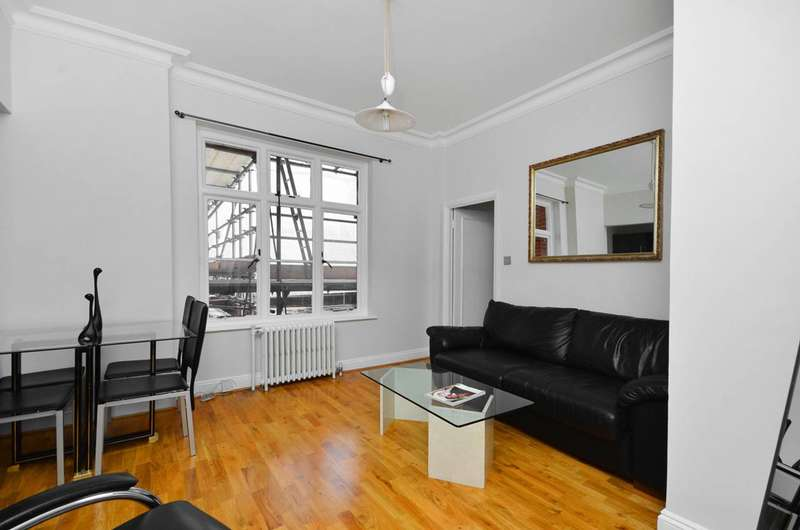 1 Bedroom Flat for sale in Hallam Street, Marylebone, W1W