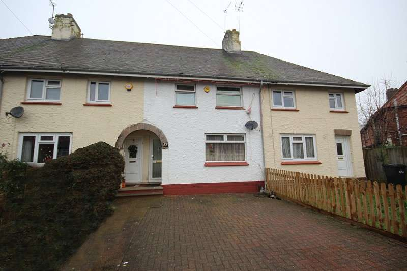 3 Bedrooms Terraced House for sale in Ashfield Road, Wellingborough, Northamptonshire. NN8 3JF