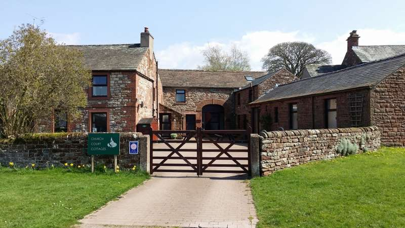 3 Bedrooms Farm House Character Property for sale in Gamblesby, Penrith, Cumbria, CA10