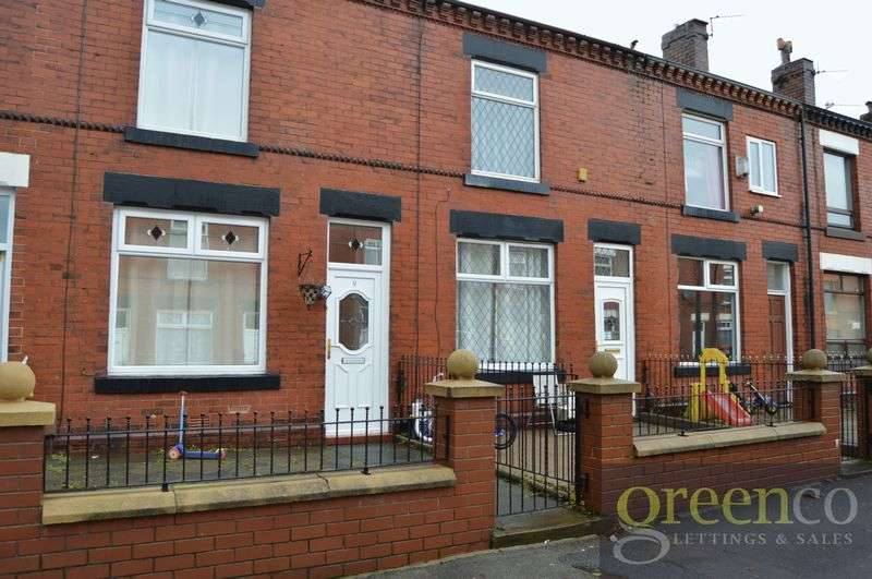 2 Bedrooms Terraced House for sale in Jethro Street, Bolton