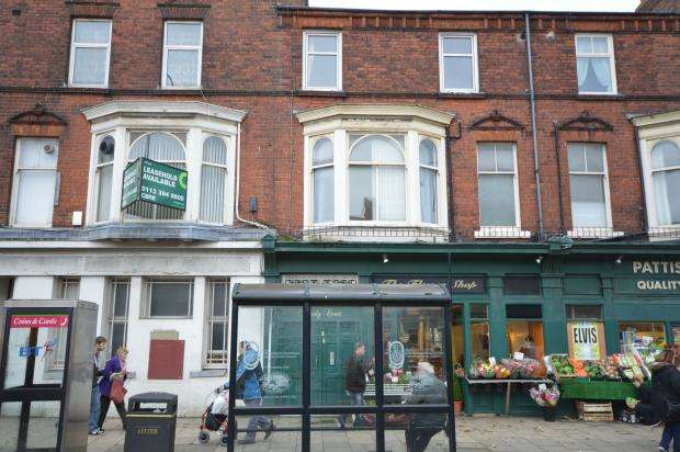 2 Bedrooms Apartment Flat for sale in Falsgrave Road, Scarborough, North Yorkshire, YO12 5AZ
