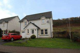 4 Bedrooms Detached House for sale in Fingal Road, Killin