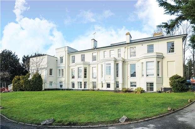 1 Bedroom Flat for sale in Charlton Lawn, Cudnall Street, Charlton Kings, CHELTENHAM, GL53 8AA