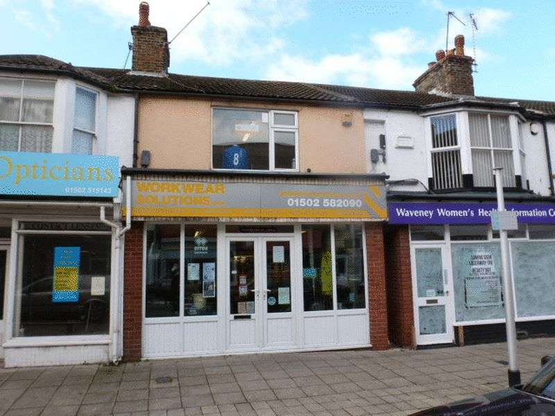 Property for sale in Bevan Street East, Lowestoft