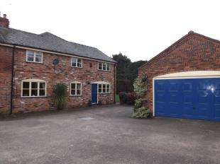 3 Bedrooms End Of Terrace House for sale in Beaumont Court, The Bridle Path, Newcastle, Staffordshire