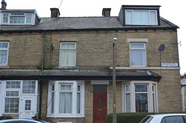 3 Bedrooms Terraced House for sale in Lingwood Road, Bradford