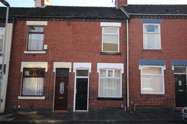 2 Bedrooms Terraced House for sale in Smith Child Street, Tunstall, Stoke-on-Trent